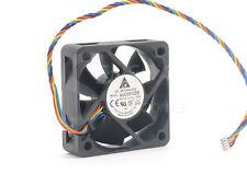 New Original Delta AUC0512DB 5015 12V 0.27A 4Wire server inverter Cooling Fan