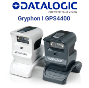 Datalogic Gryphon I GPS4400 2D Handheld Barcode Scanner GPD4421-BKK1B