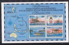 Cocos Islands 1989 Bf 8 Anniversario battaglia navale MHN