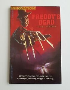 Freddy's Dead: The Final Nightmare Four Issue TPB Comic Book Innovation 1991