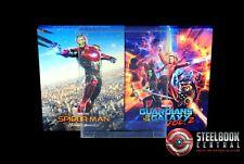 SCF2 Blu-ray Steelbook Protectors for Filmarena Fullslip (Pack of 10)