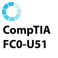 CompTIA IT Fundamentals FC0-U51 Exam Test Simulator PDF