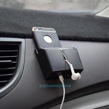 Vehicle Auto Storage Box Cellphone Holder Car Interior Accessory Organizer