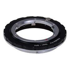 Fotodiox Objektivadapter Pro Hasselblad XPan Linse für Fujifilm GFX 50S Kamera