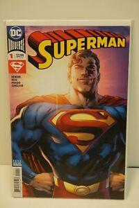 SUPERMAN # 1 2018  DC COMICS NM