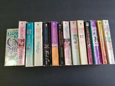 LOT OF 14 Paperback Books by ELIZABETH LOWELL - Free S/H in US
