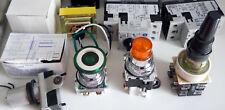 Switches Relays-3, Indicators-1, Transformer-1, Motor Circuit Breakers-2