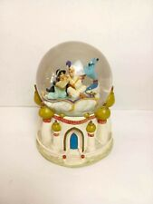 More details for disney aladdin musical snowglobe - a whole new world