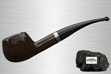 Savinelli Gentleman 315 Bruyere pfeife poliert Half-bent Prince 9mm Filter