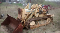 Allis Chalmers H3 Dozer Cylinder Head less than 100 hours on valve job