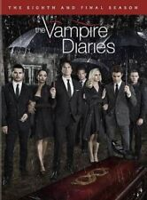 The Vampire Diaries: The Complete Eight and Final Season [Region 1] - DVD - New