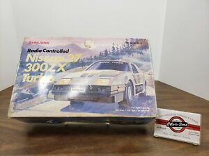 Radio Shack Radio Controlled Nissan 27 300ZX Turbo