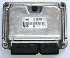 Vw polo 9N tdi 1.4 amf moteur unité de contrôle ecu 045 906 019 c 045906019C