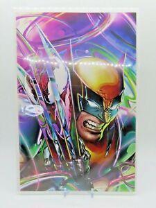 Extreme Carnage Alpha #1Crain Black Light Megacon Exclusive Wolverine