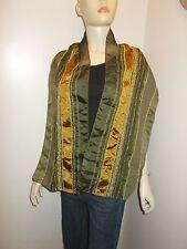 Womens M&S Per Una embellished scarf 4% wool size 150 x 31 cm