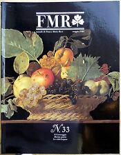 Rivista FMR #33, Maggio 1985, Ed. Franco Maria Ricci