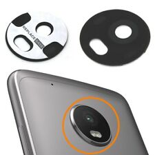For Moto G5 Plus - Replacement Camera Lens Glass With Adhesive - OEM