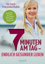 7 Minuten am Tag von Franziska Rubin (Taschenbuch)