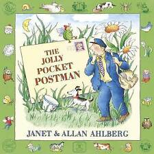 The Jolly Pocket Postman by Allan Ahlberg (Hardback, 1999)