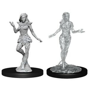 Pathfinder Battles Deep Cuts Unpainted Miniatures Nymph & Dryad