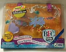 Bfc ink Sporty Jewelry Accessory Set New