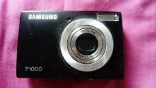 Digital camera Samsung P1000