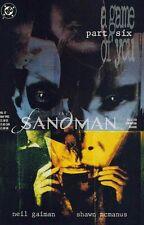 SANDMAN #37 VF/NM DC VERTIGO (2nd SERIES 1989) A GAME OF YOU
