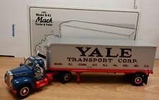 Yale Transport 1960 Model B-61 Mack Tractor & Trailer 1/34 1st gear 111519DBT3