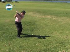 Golf Lessons on 4 x DVD's, Golfing Secrets Tips Video Learn How to Play Tuition