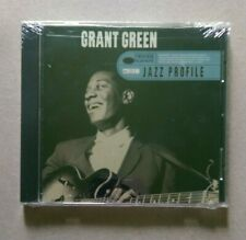 Grant Green / Jazz Profile: Grant Green (CD New) Blue Note CDP 724383320523 (A2)