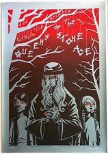 MINT & SIGNED QOTSA 2005 Atlanta Hampton Poster 223/250