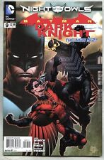 Batman The Dark Knight #9-2012 nm- STANDARD cover New 52 Night Of The Owls