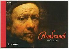 Nederland PR11 Prestigeboekje Rembrandt 2006