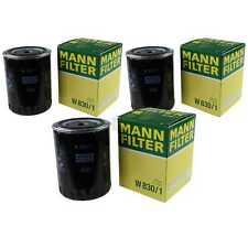 3x Original MANN-FILTER Ölfilter Oelfilter W 830/1 Oil Filter