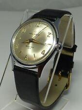 Vintage HELBROS 7 Jewel Mechanical Wind Men's Wrist Watch 4 runs