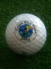 Costs Rica Open 2002 Logo Gollf Ball