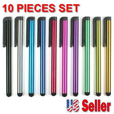 10x Metal Universal Stylus Touch Screen Pen for iPhone iPod iPad Smartphone more