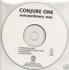 (194X) Conjure One, Extraordinary Way - DJ CD