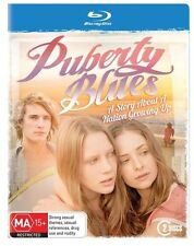 Puberty Blues : Season 1 Blu-ray NEW & SEALED - 2-Disc Set Australian