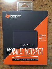 NEW SEALED Boost Mobile Wifi Hotspot Wireless Modem 4G LTE Prepaid No Contract