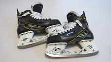 Used CCM Super Tacks Pro Stock Ice Hockey Skates 9.5 D/A Kevan Miller Bruins