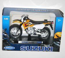Welly - SUZUKI DR-Z400S - Motorbike Model Scale 1:18