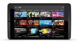 "Nvidia SHIELD 8"", 2GB RAM, 16GB LTE & Wi-Fi Gaming Tablets - Black"