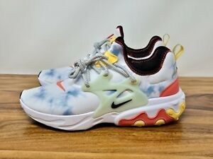 Nike React Presto Mens Size 10.5 Shoes (CW7303-900) Blue White NEW