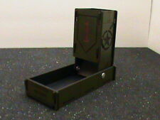 American US 101st & 82nd Airborne, 1st Inf,  - Dice tower roller  Fold-Down