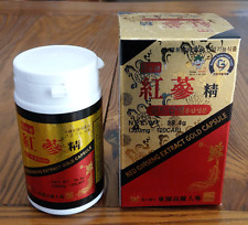 Korea red ginseng panex gold capsule 320ml x 120