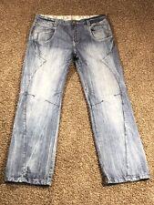 Do Denim Mens Jeans Size 34/32 Blue