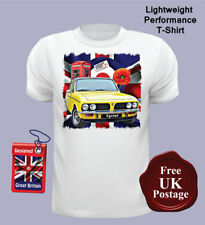 Dolomite Sprint Men's T Shirt, Triumph Dolomite, Union Jack, T Shirt, Target,...