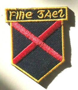 IRISH Army Comrades Association Blue Shirts Cloth Badge