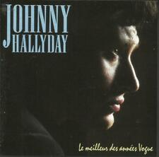 JOHNNY HALLYDAY le meilleur des annees vogue   NEUF EN BLISTER